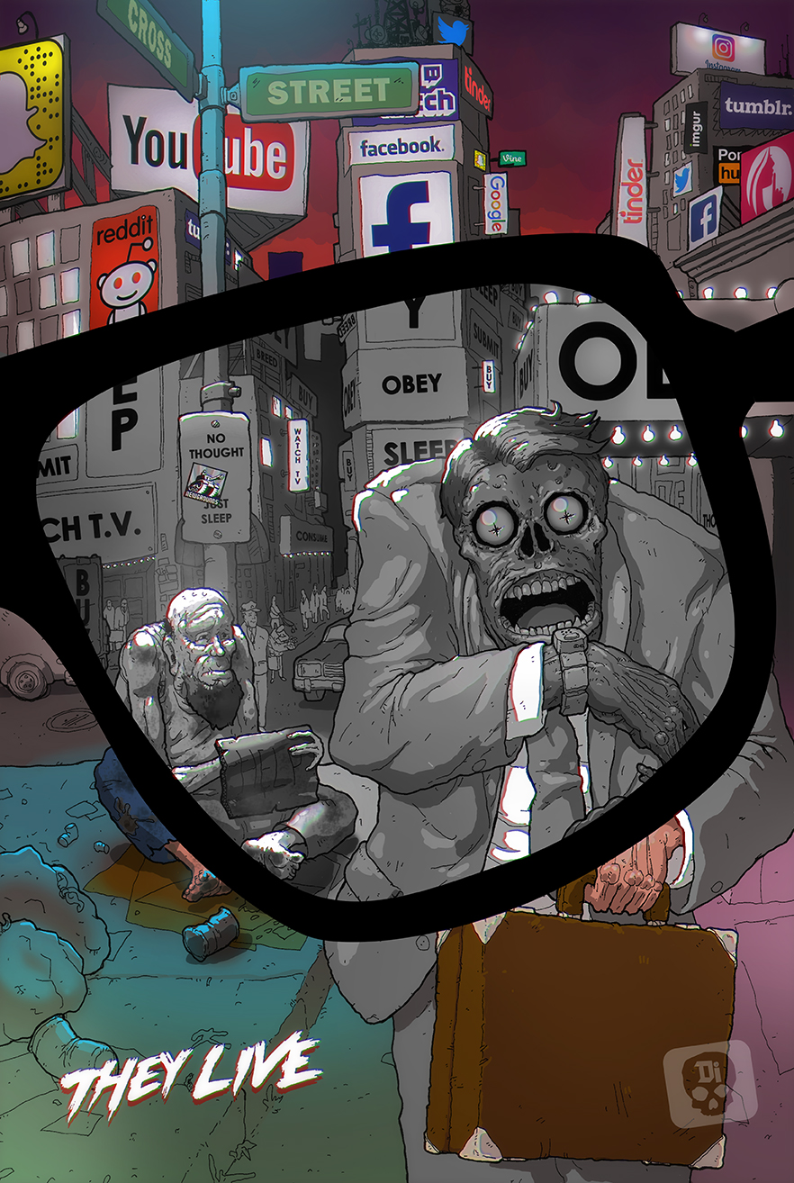 They Live (remastered)