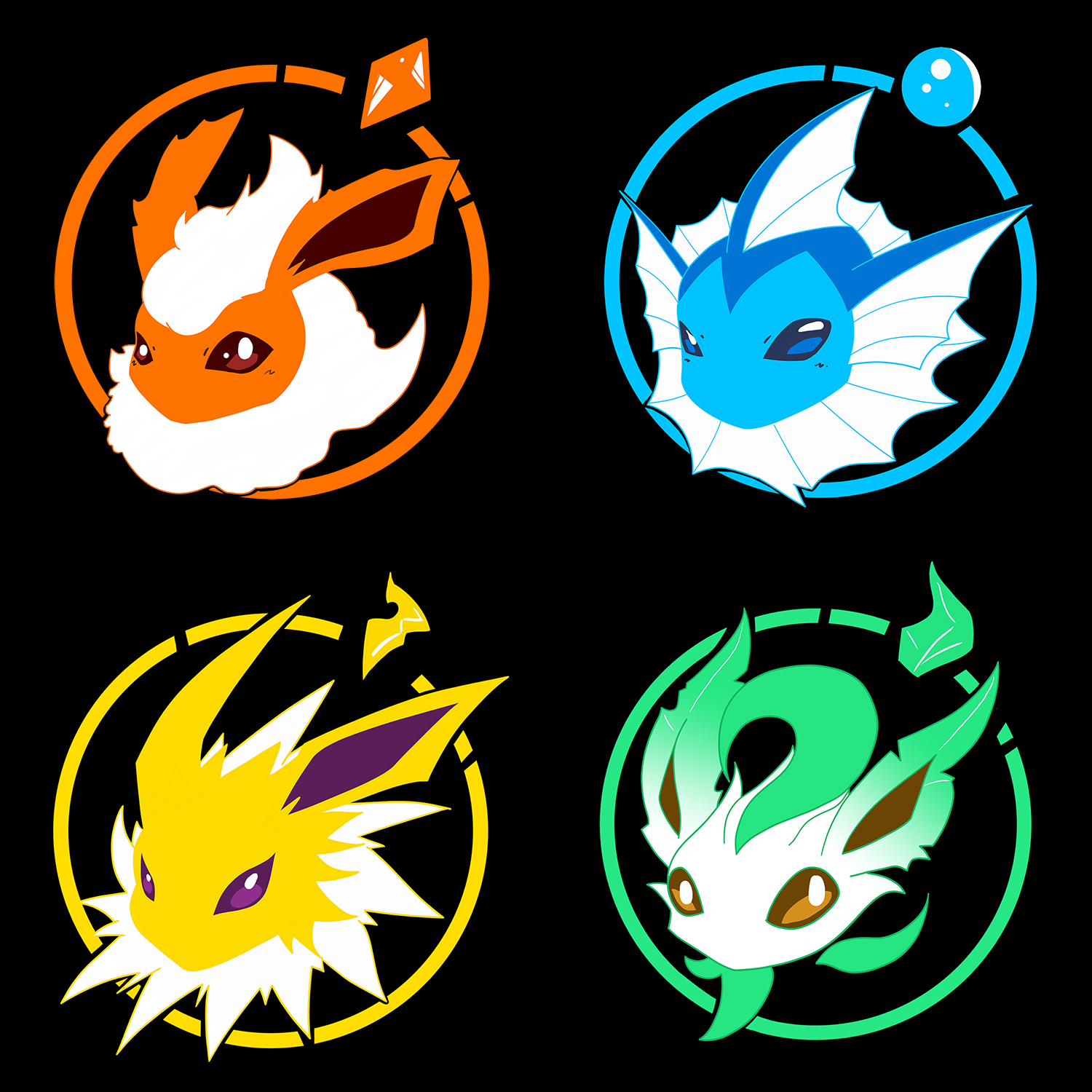 Eon Badges