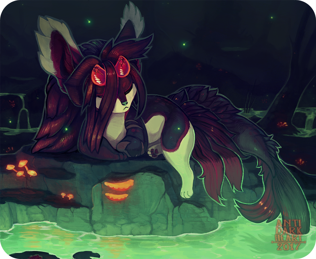 Fate's Swamp - Commission