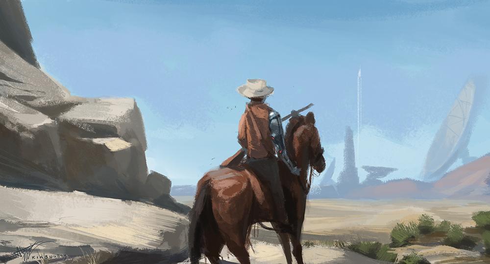 sci-fi western