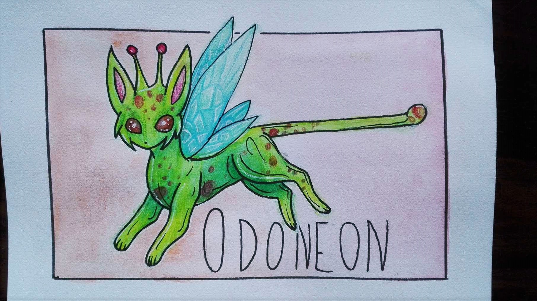 Odoneon bugtype