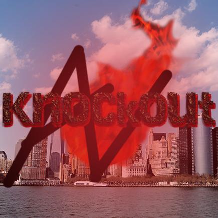 Knockout Album Logo