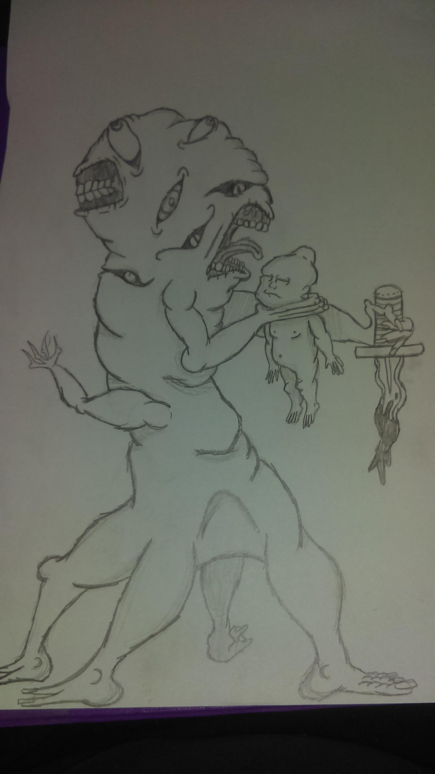Flesh Monster