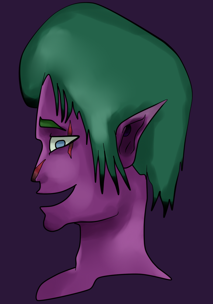 An ELF Warior.