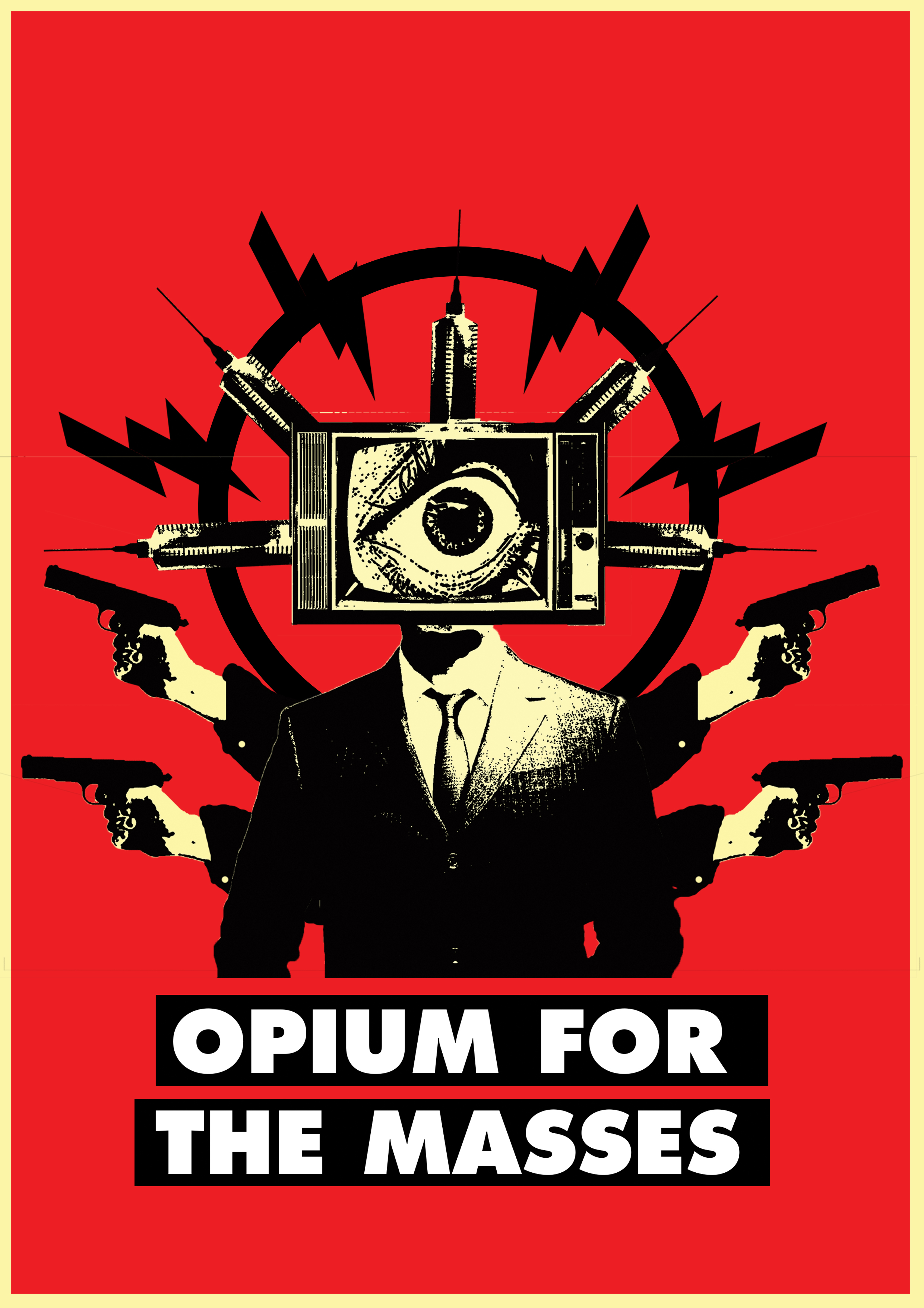Opium Of The Masses