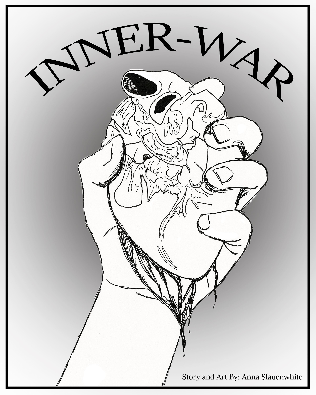 Inner Wars Cover Comic