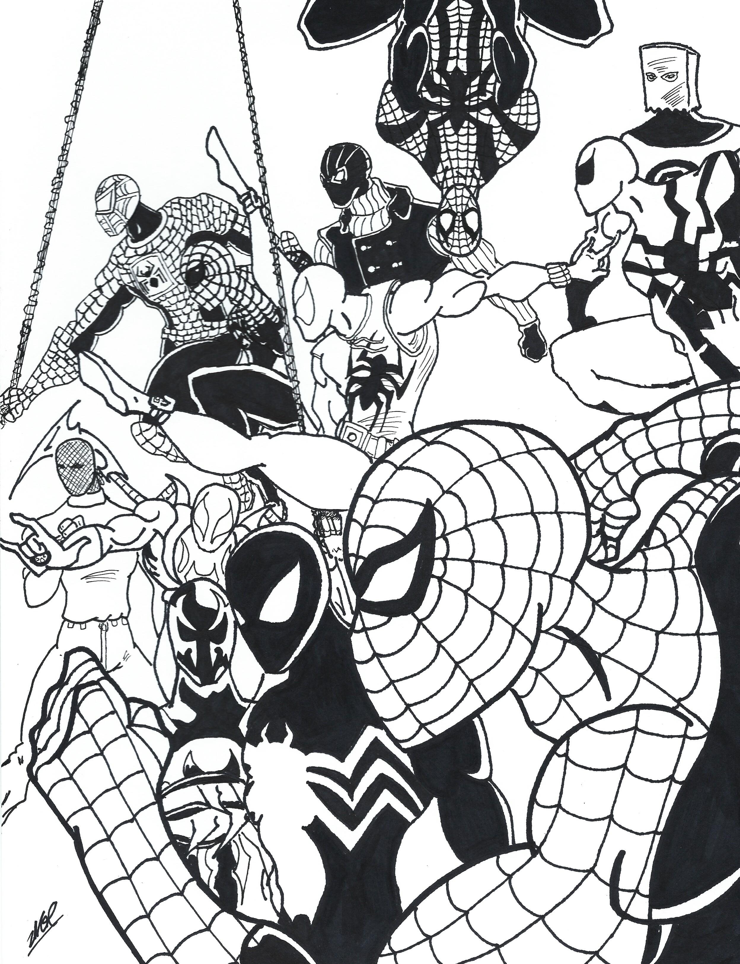 Legends of Spider-man
