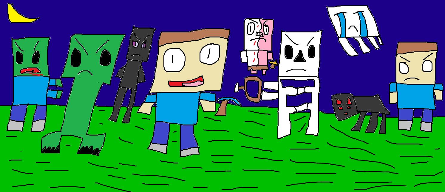 Minecraft Monsters