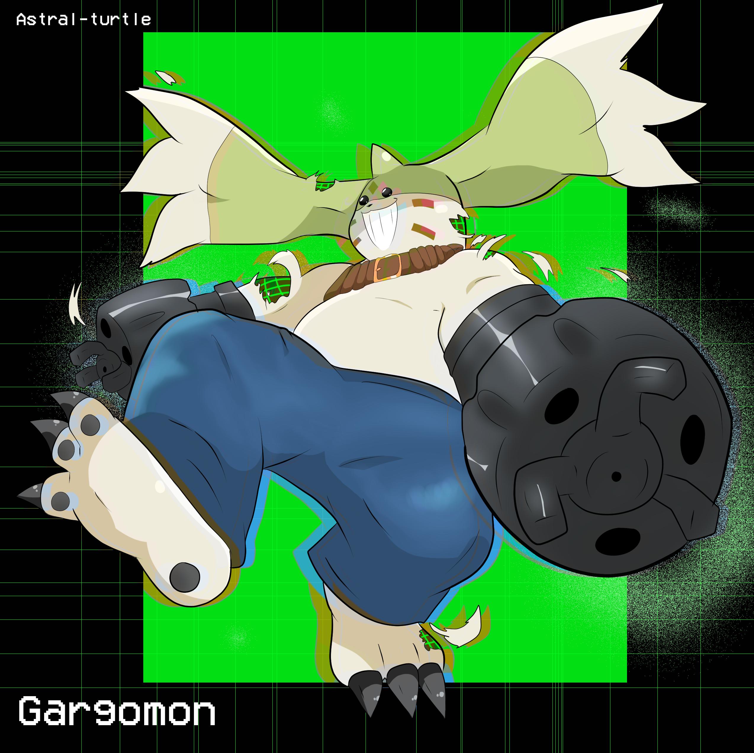 GARGOMON