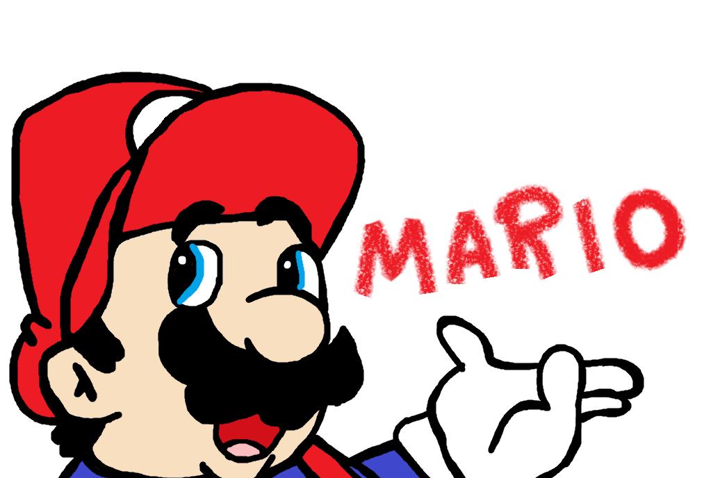 Old-Styled Mario (Super Mario Bros Super Show)