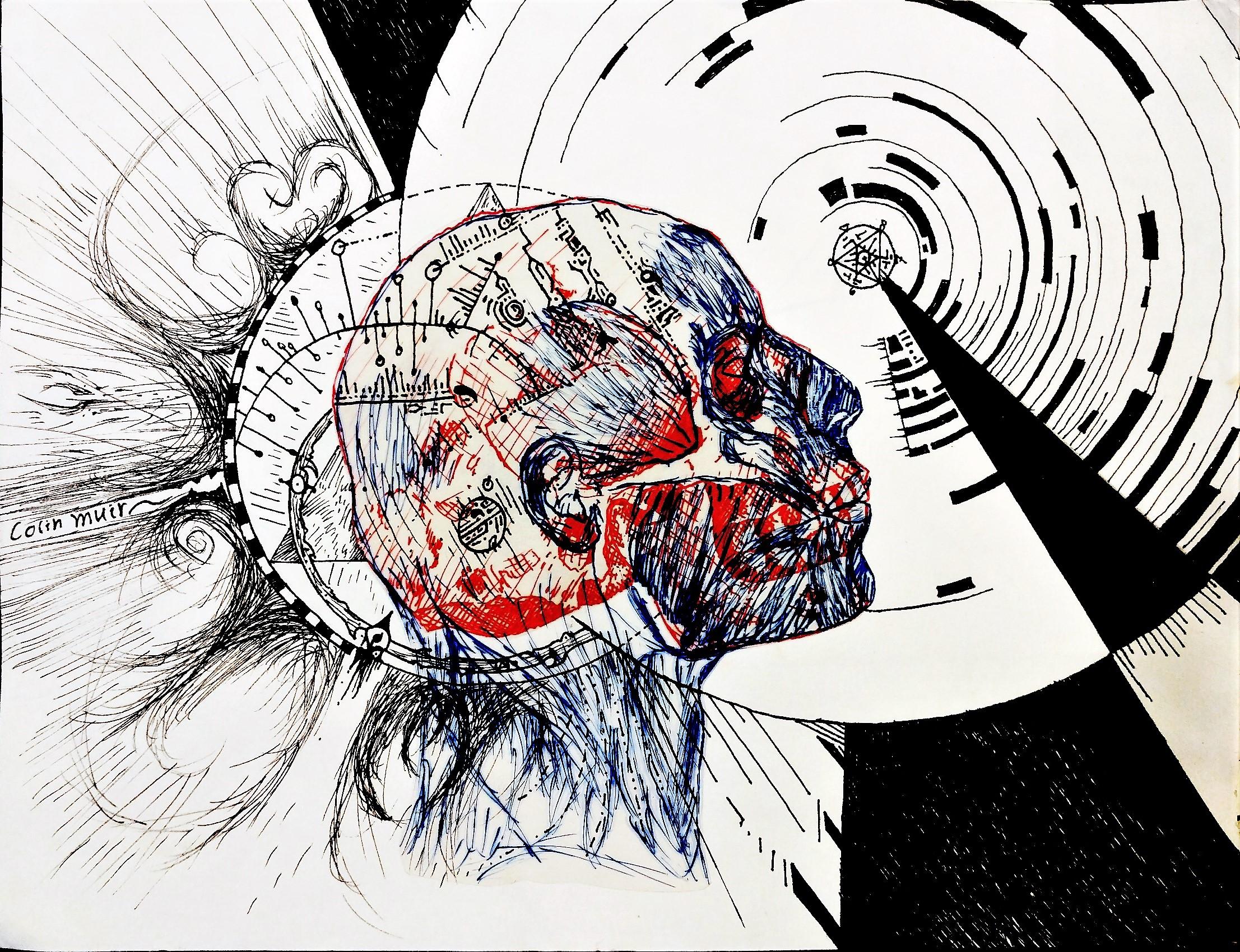 The Mind Of A Wraith