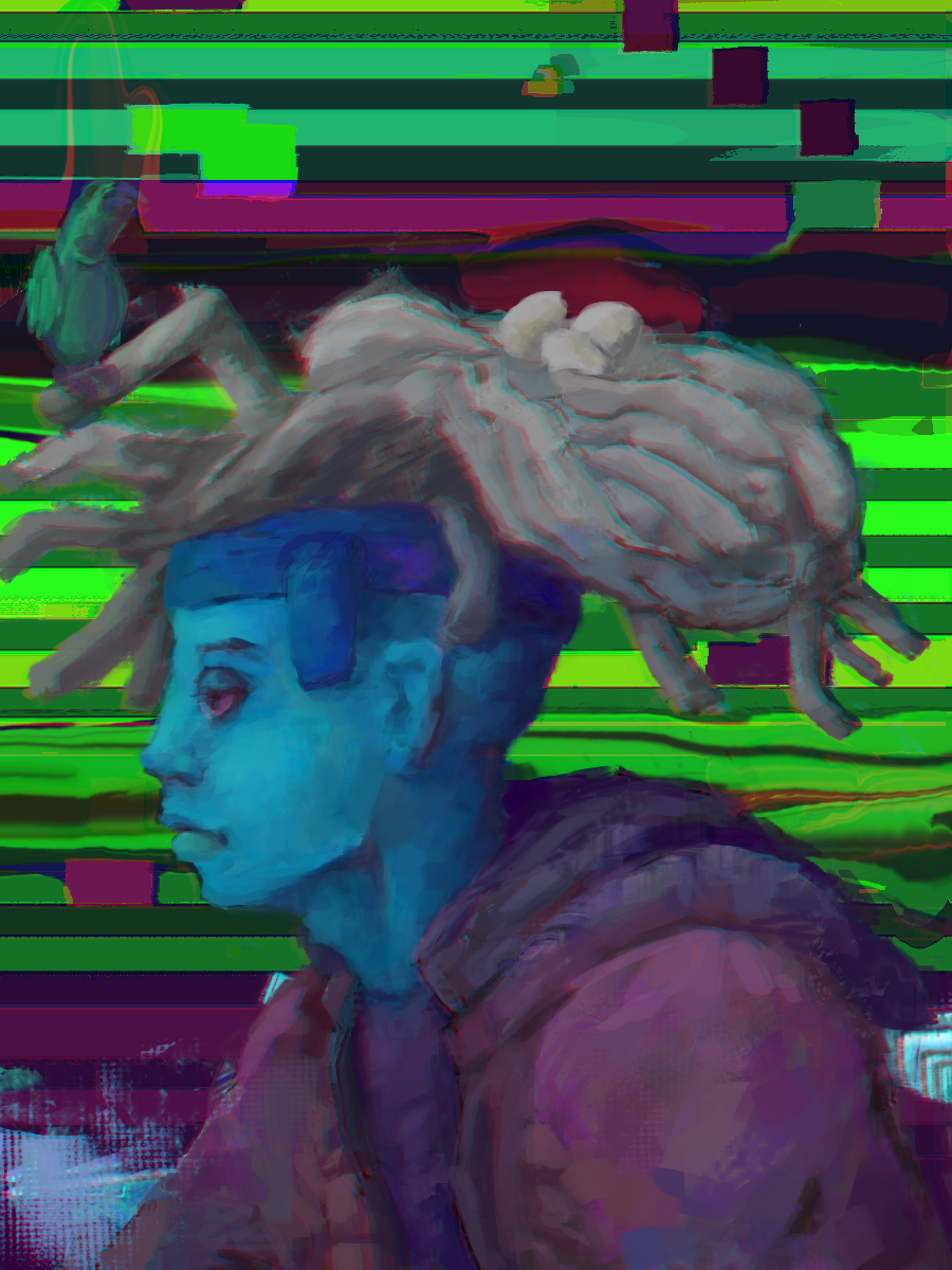 04_Glitch World