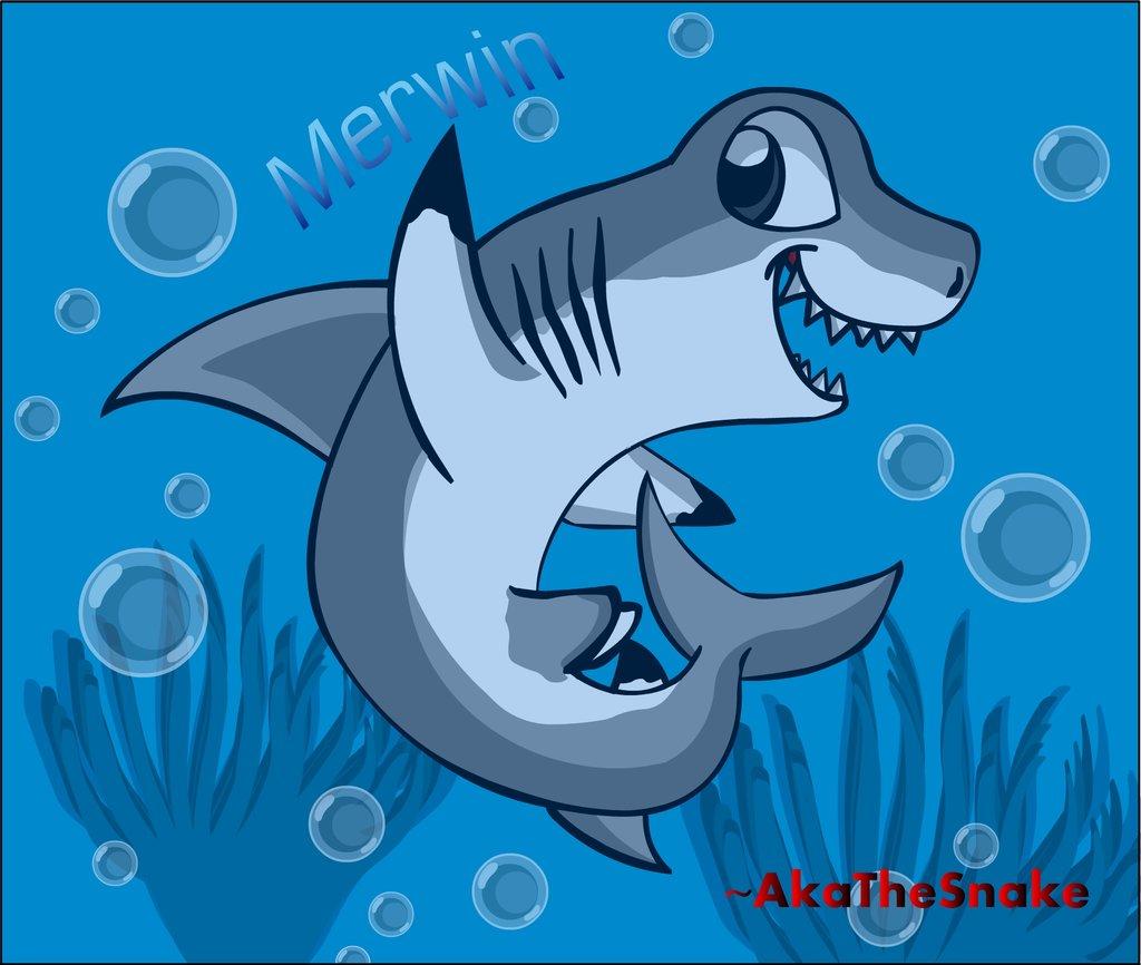 Merwin The Shark
