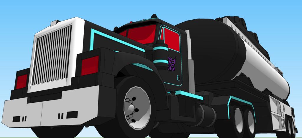 Black Convoy/Nemesis Prime alt