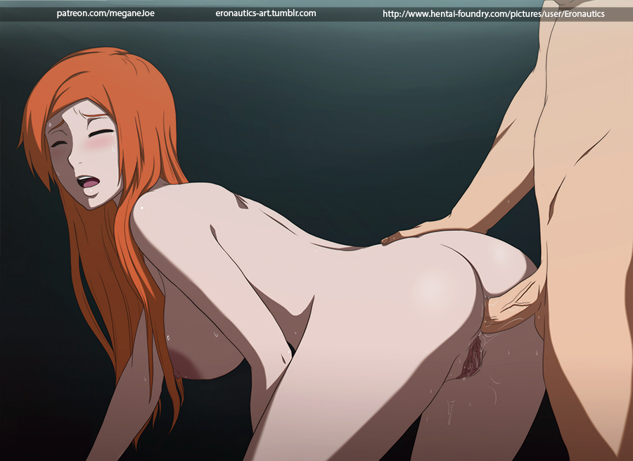 Orihime's Anal Night