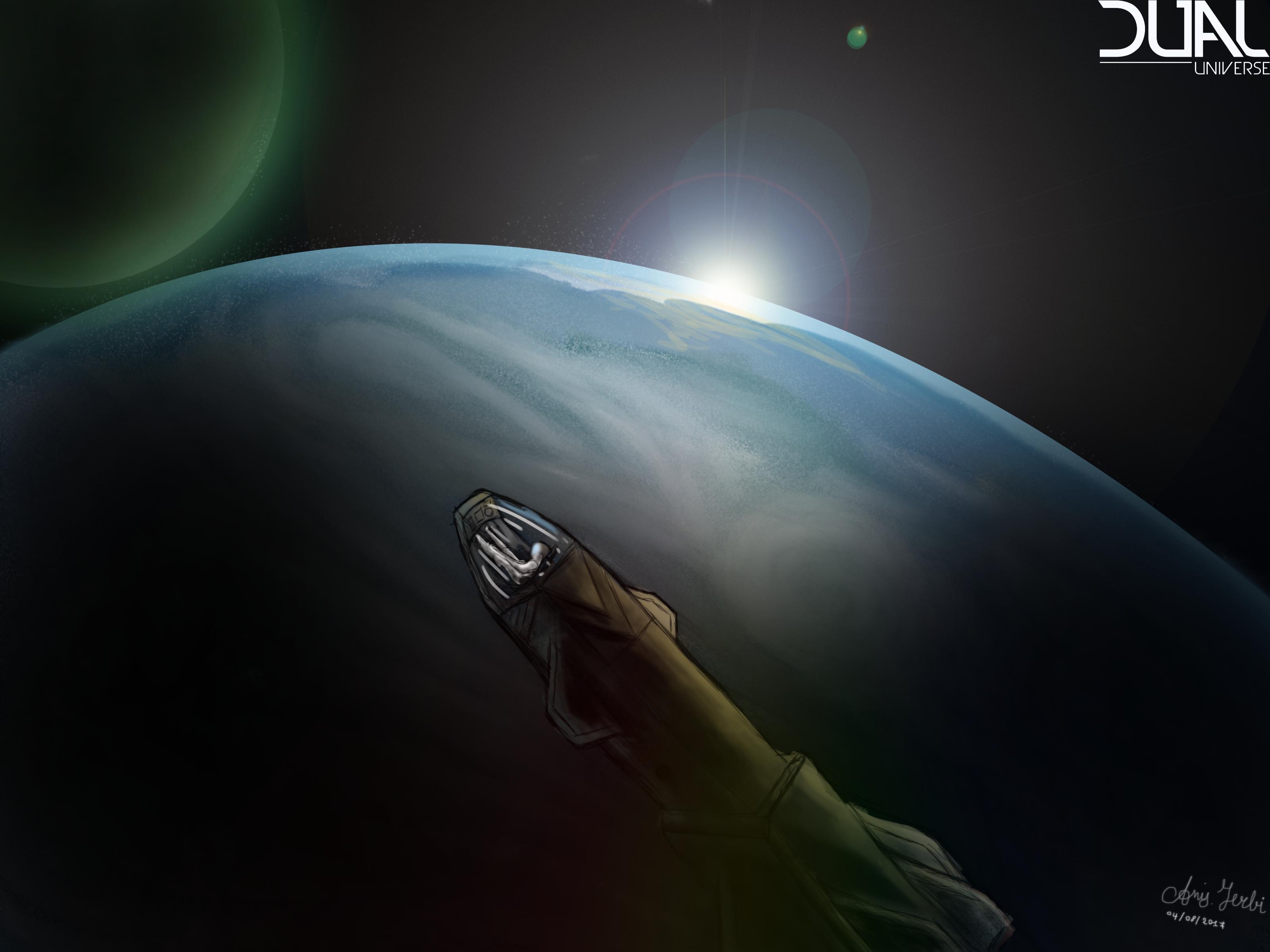 dual universe