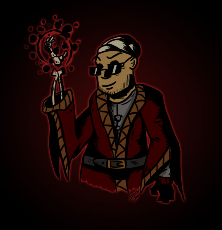 Sosa, the Occultist