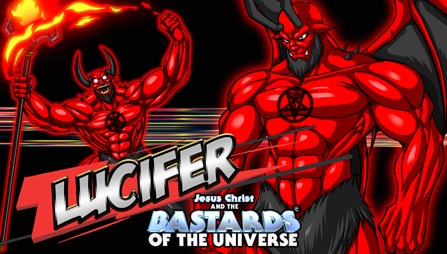 Lucifer LIVES!