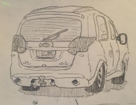 brrom brrooom car