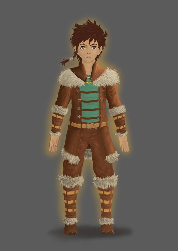 Main Character - Drey [Final]