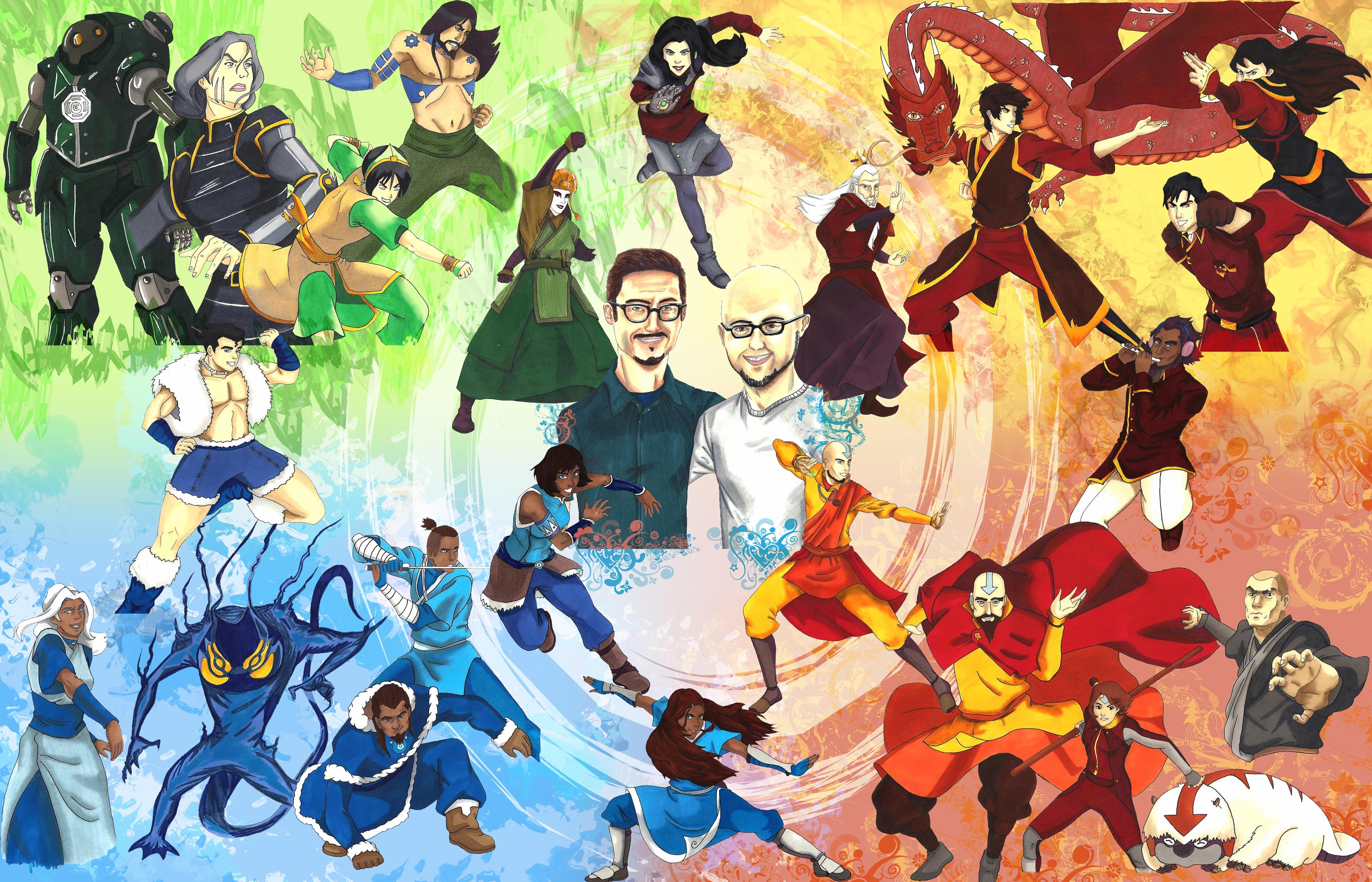 The Tales of the Avatar