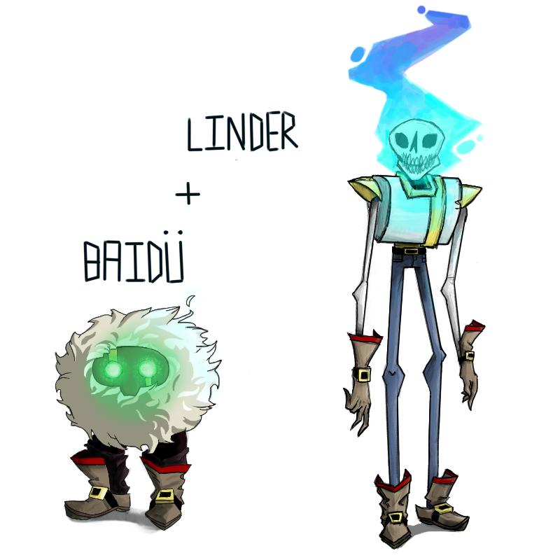 LINDER + BAIDU
