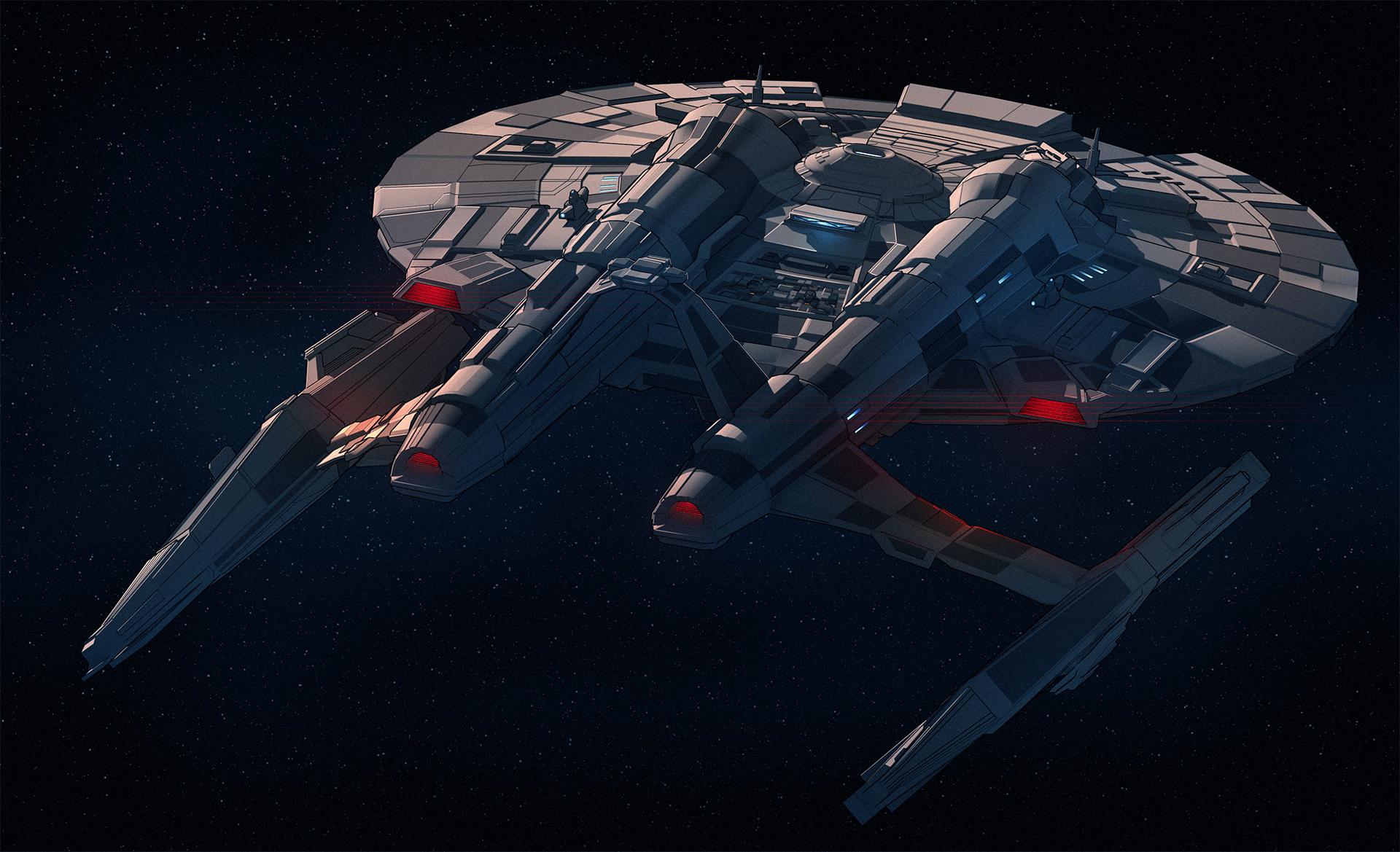 Battlecruiser - Monarchy