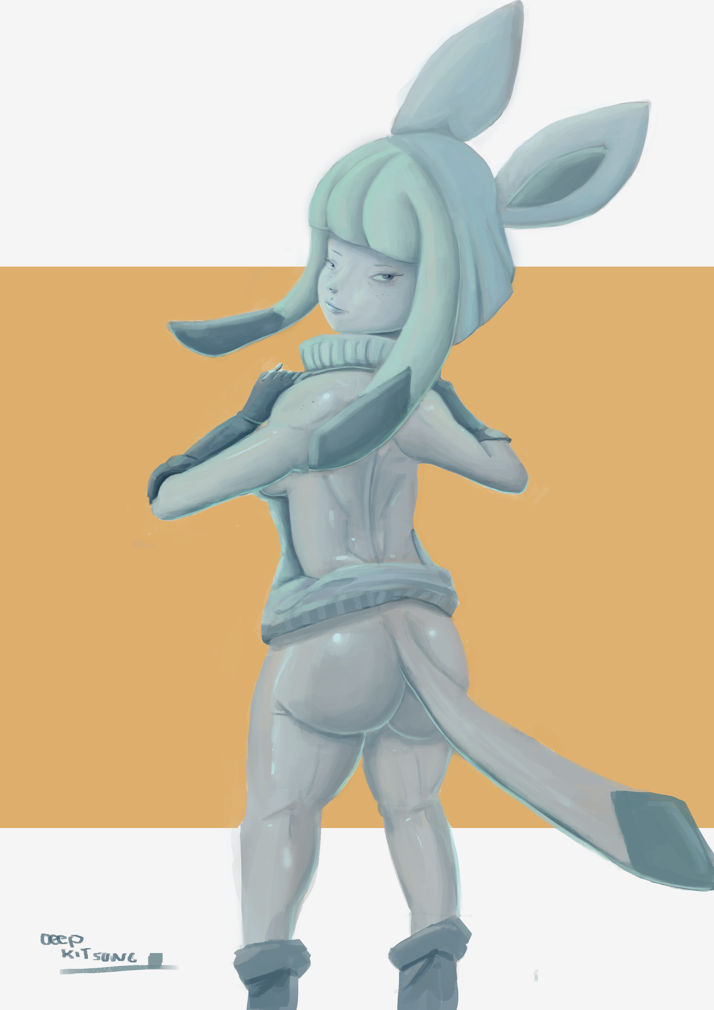 glaceonbutt