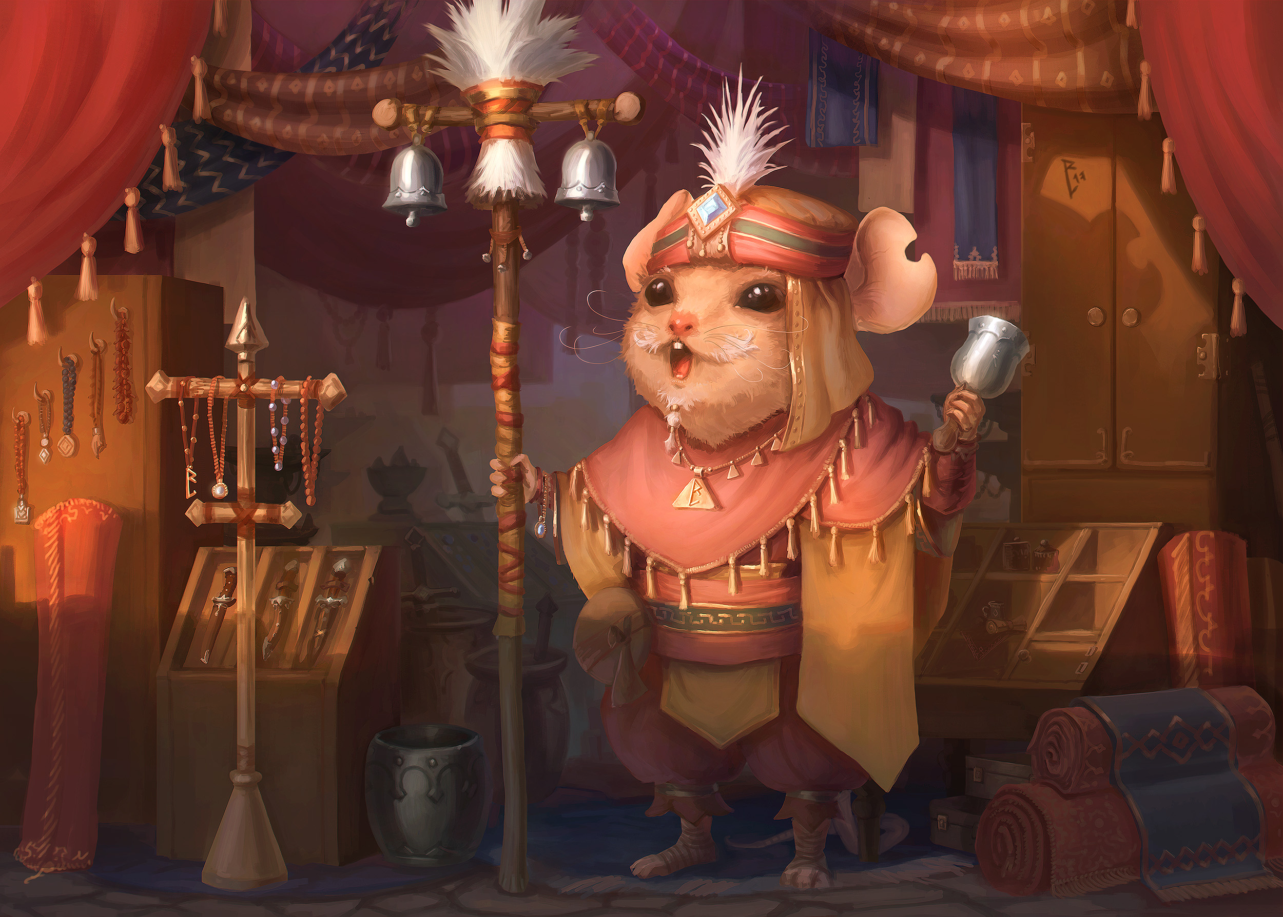 Mouse merchant