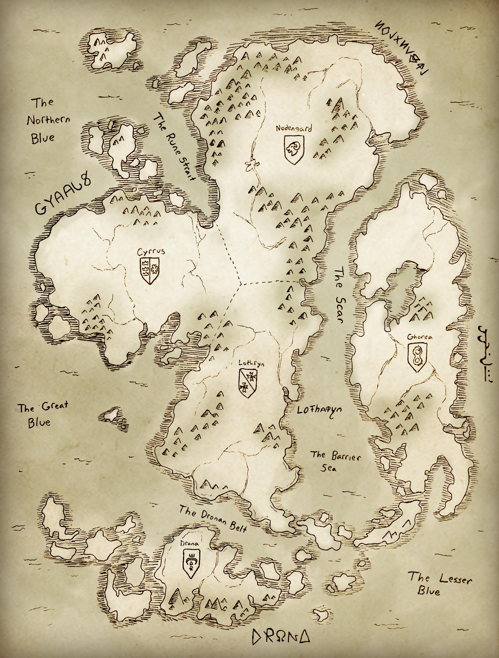 Realms of Yrthland