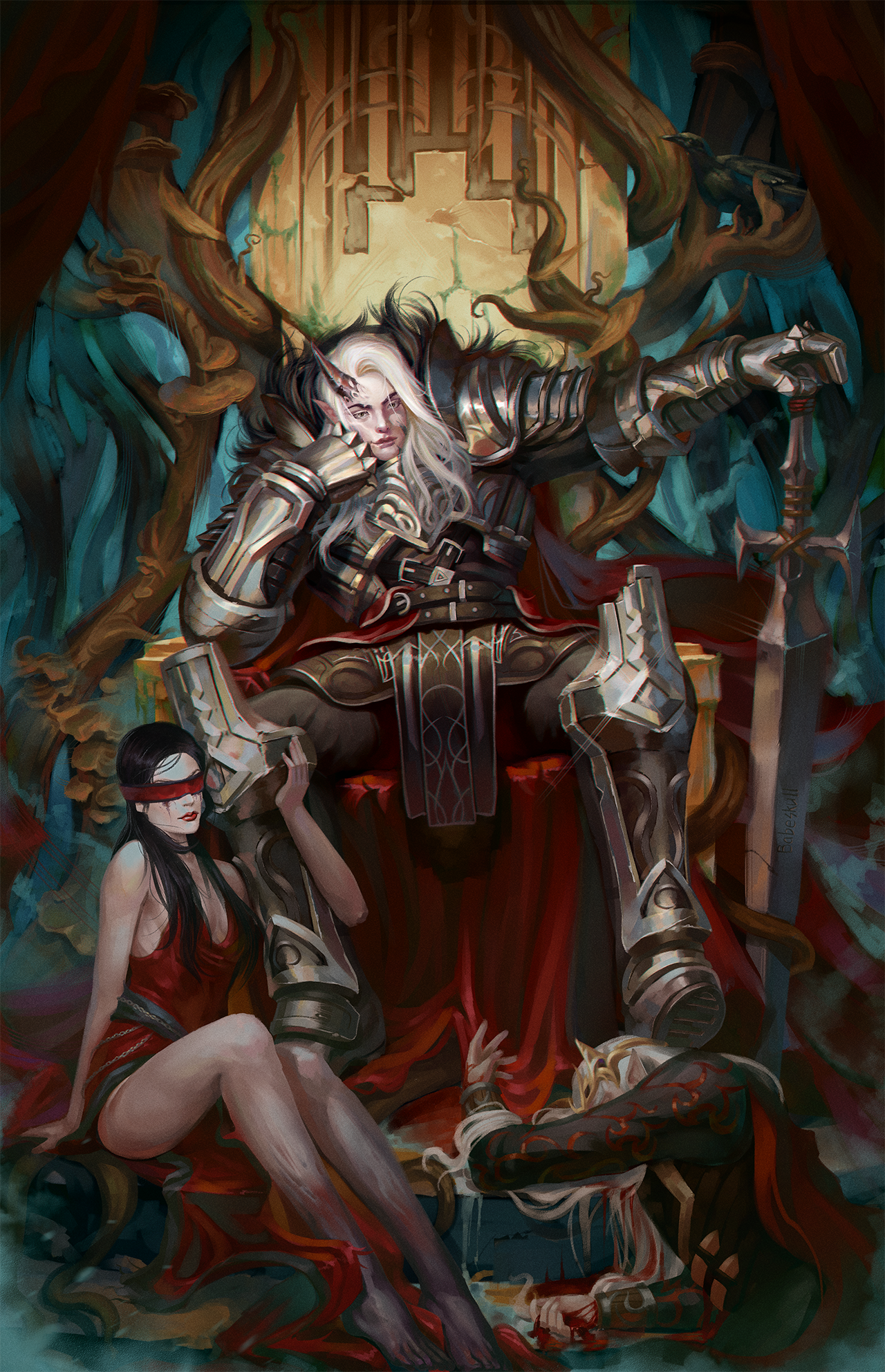 return of the dark prince by lordbabeskull on newgrounds