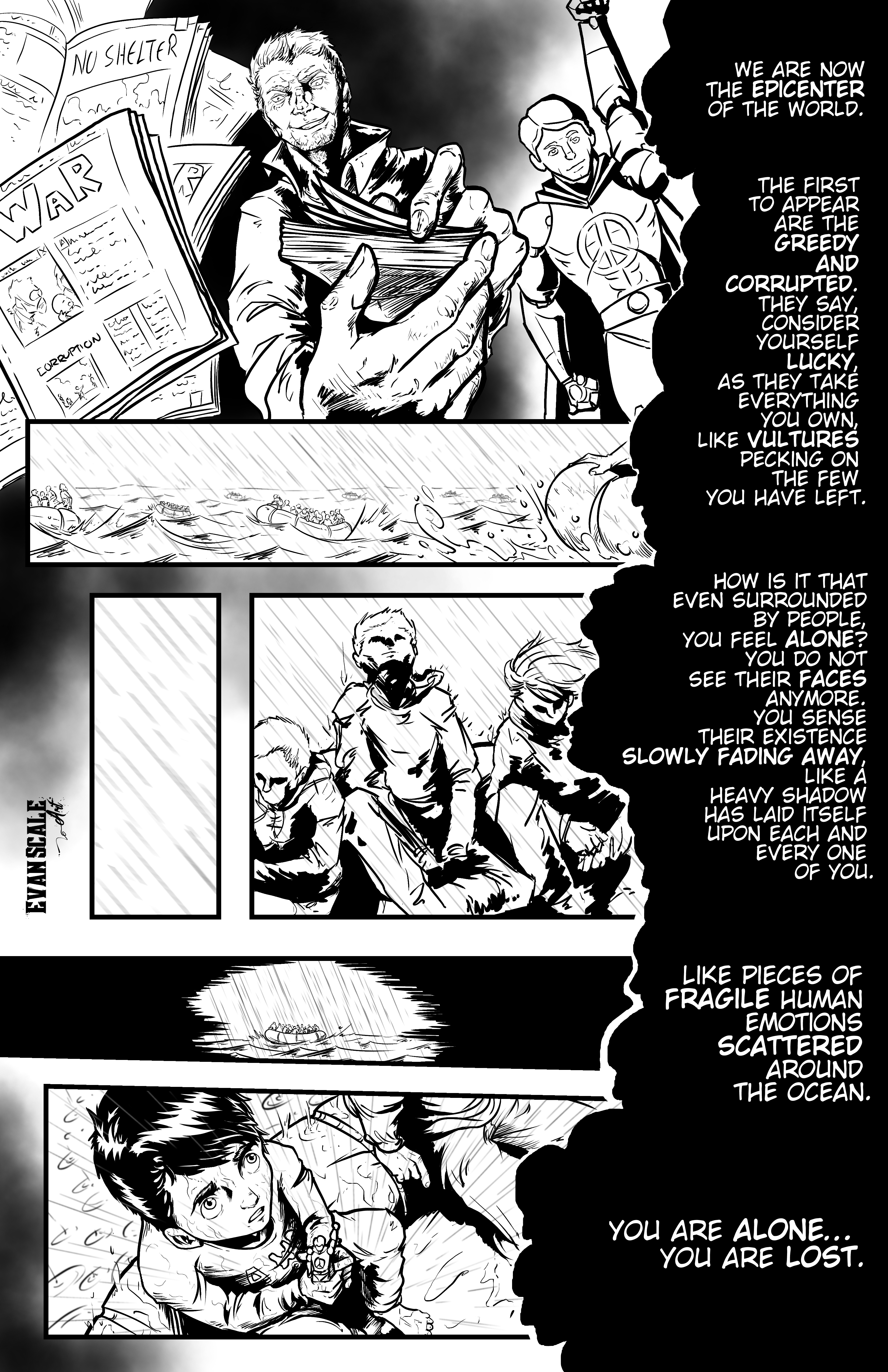 Shattered Pieces - Page 7