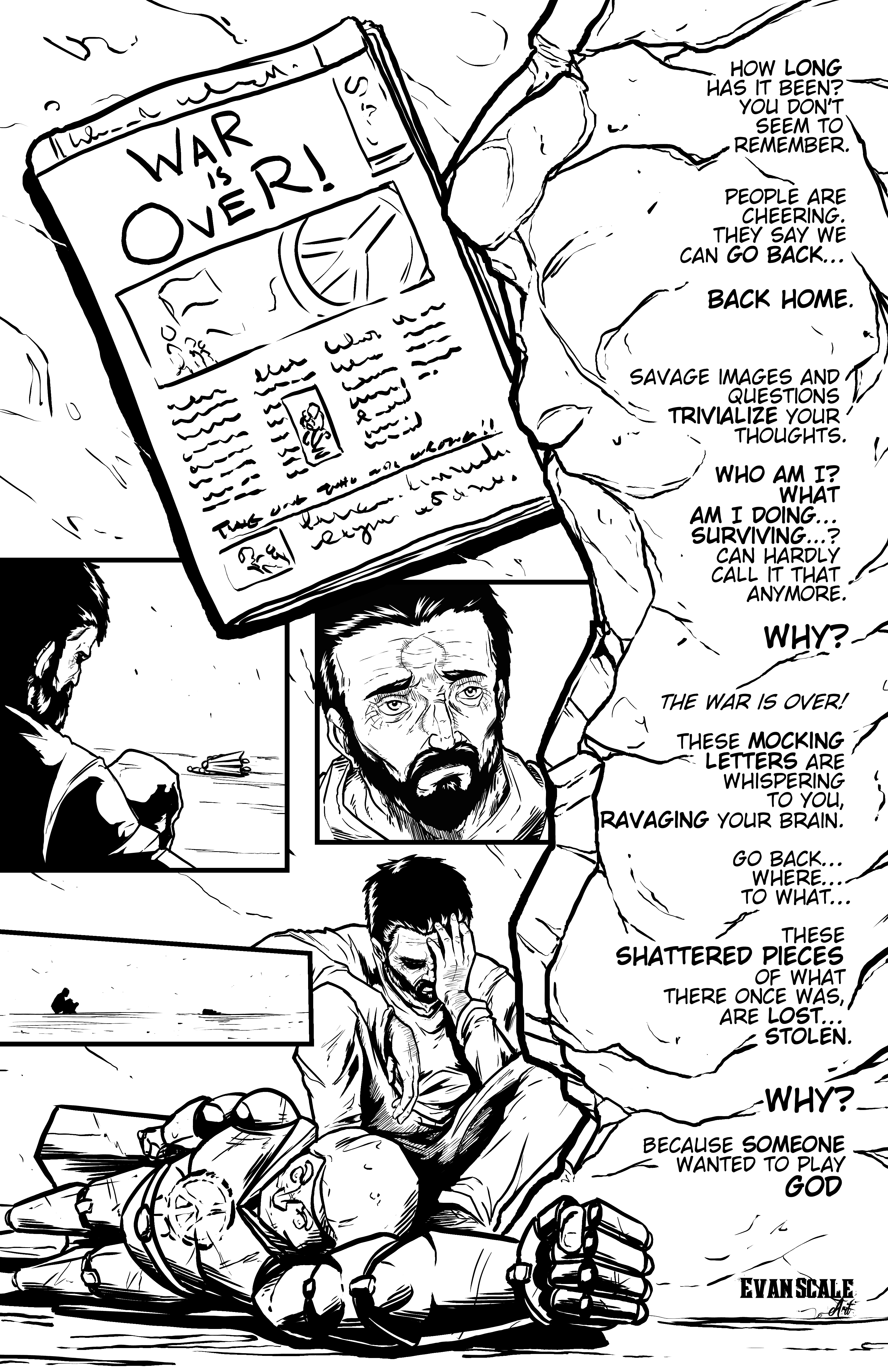 Shattered Pieces - Page 9