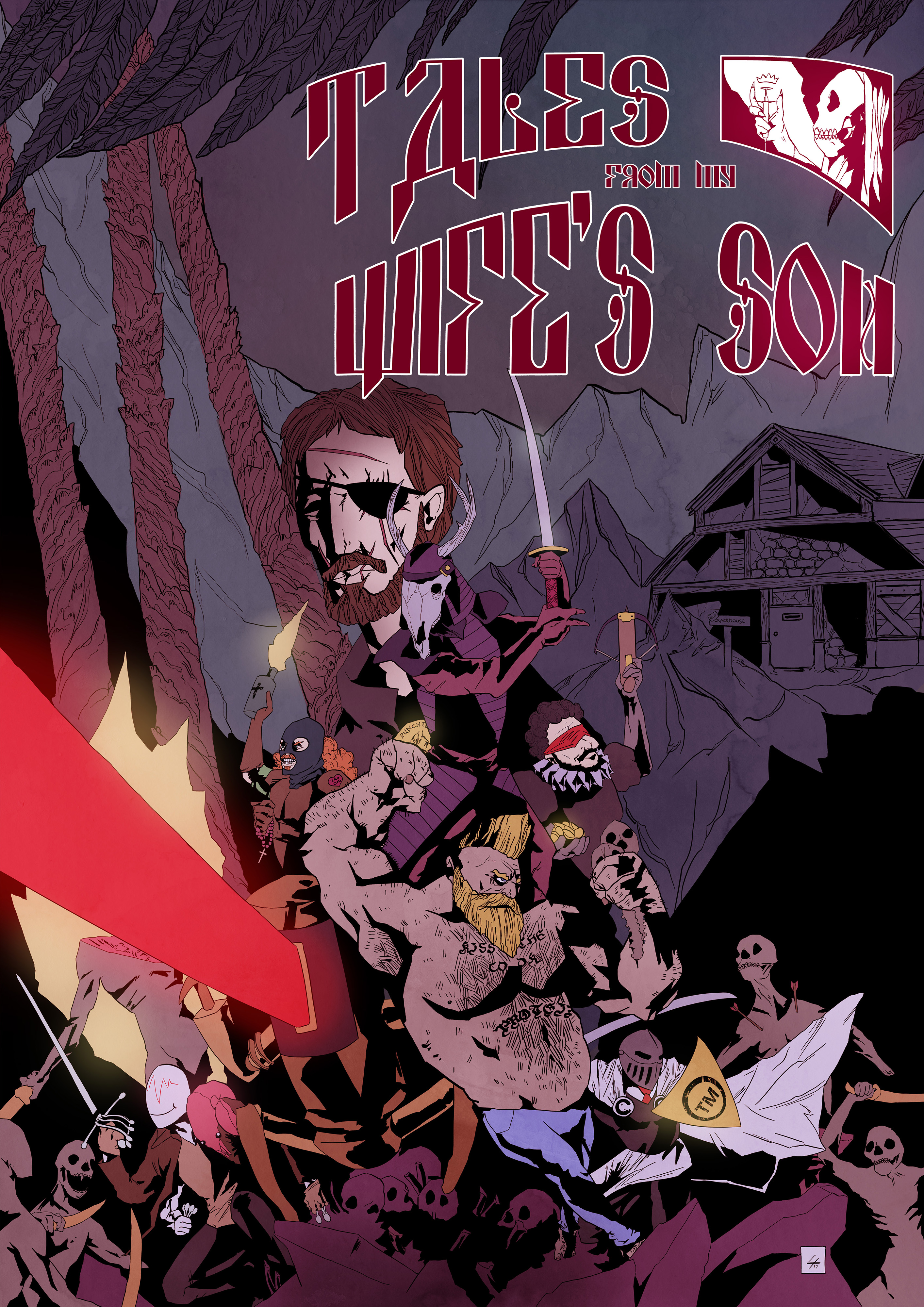 Tales from my Wife's Son Poster