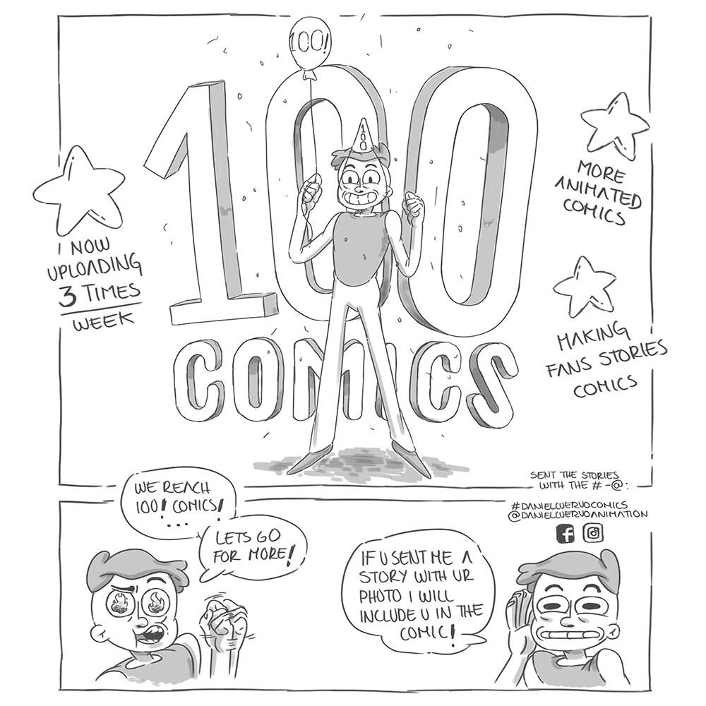 danielcuervocomics N. 101