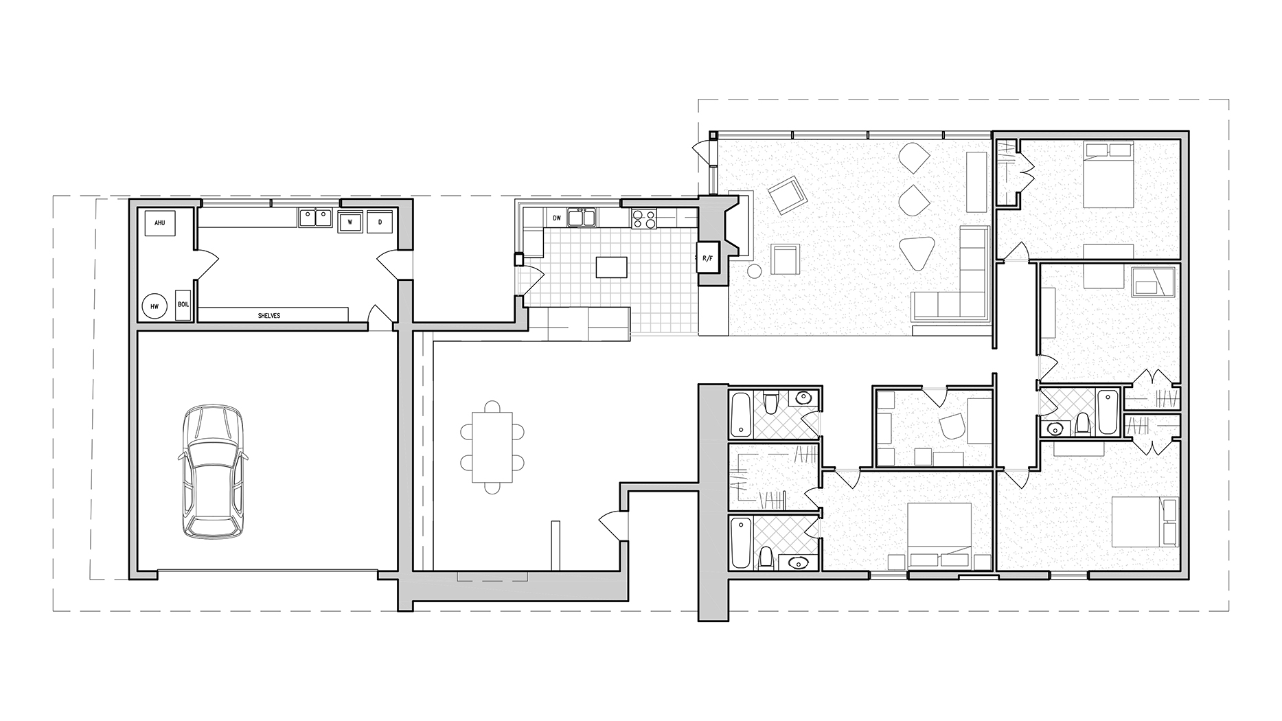 The incredibles house floor plan by cityaperture on for Incredible house plans