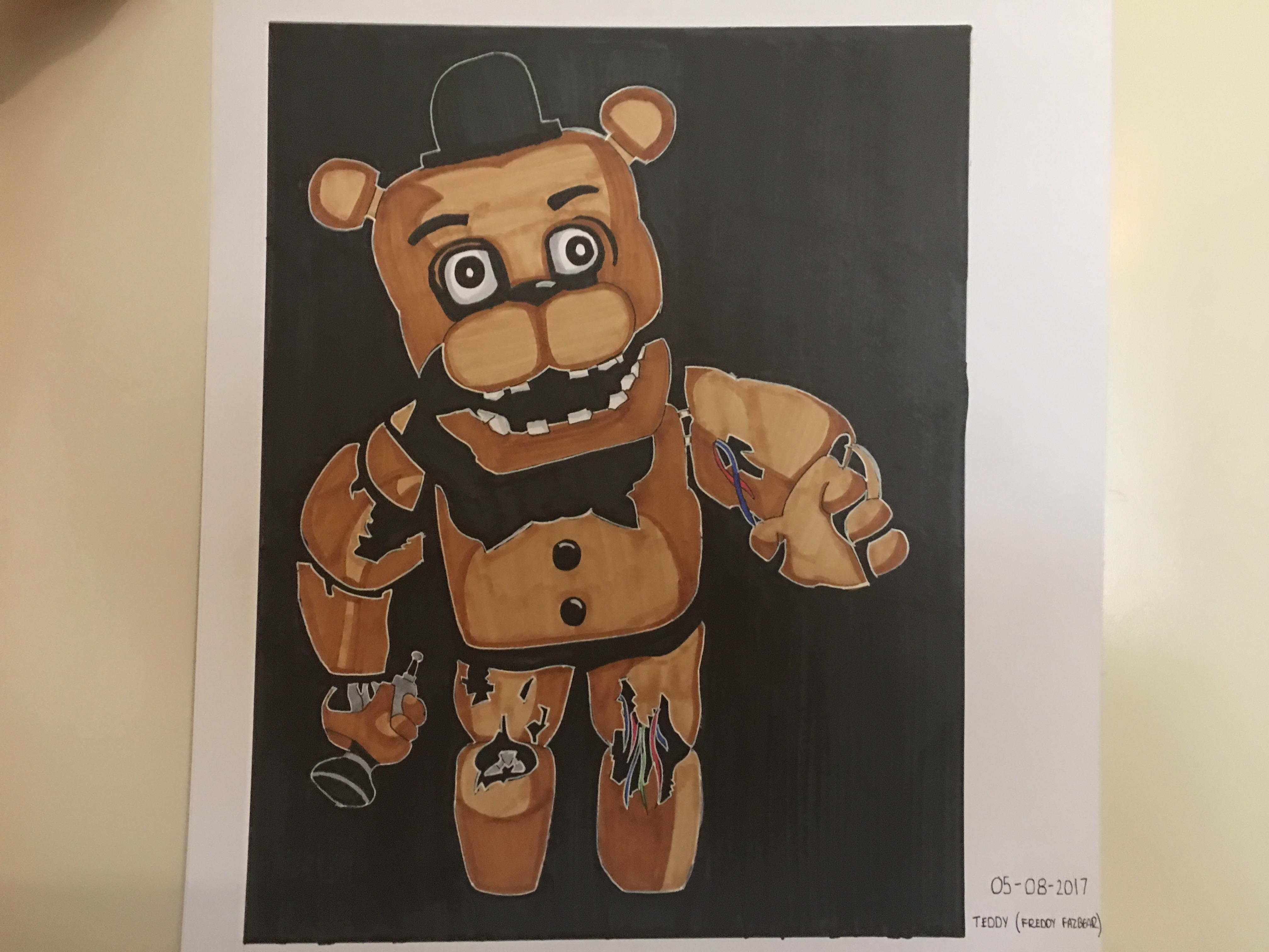 Freddy Fazbear - FNAF