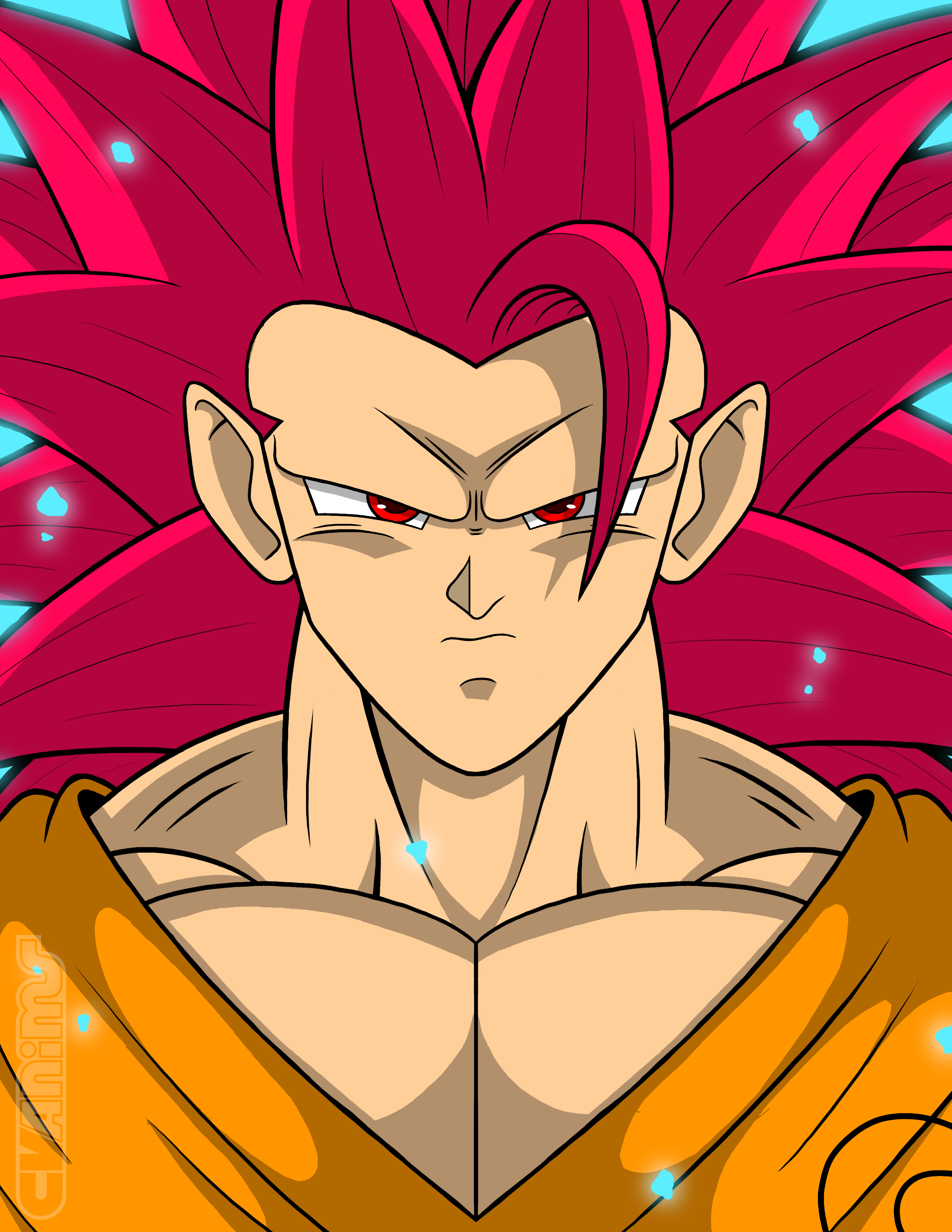 Super Saiyan God 3?!