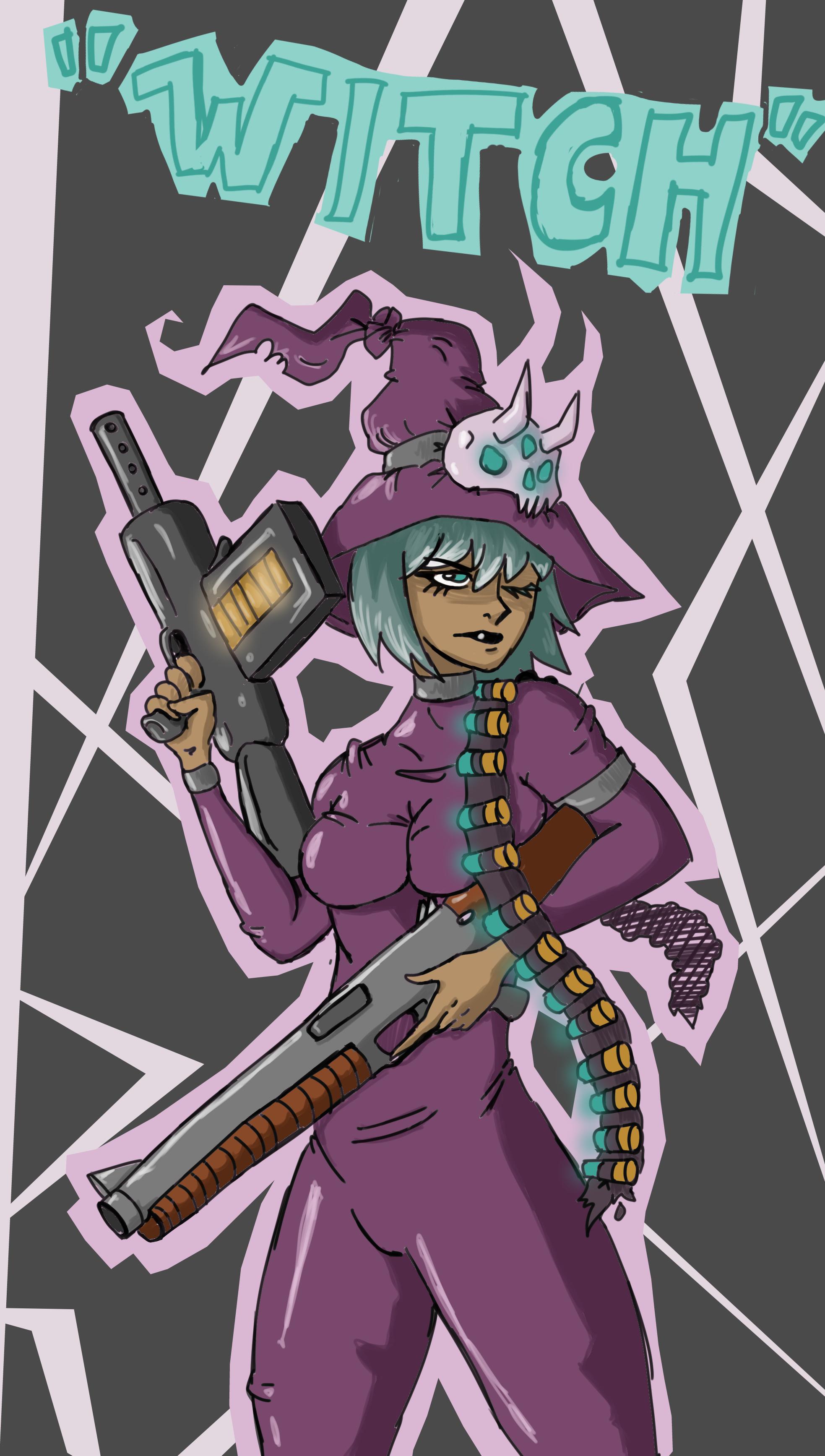 Witch ... kinda