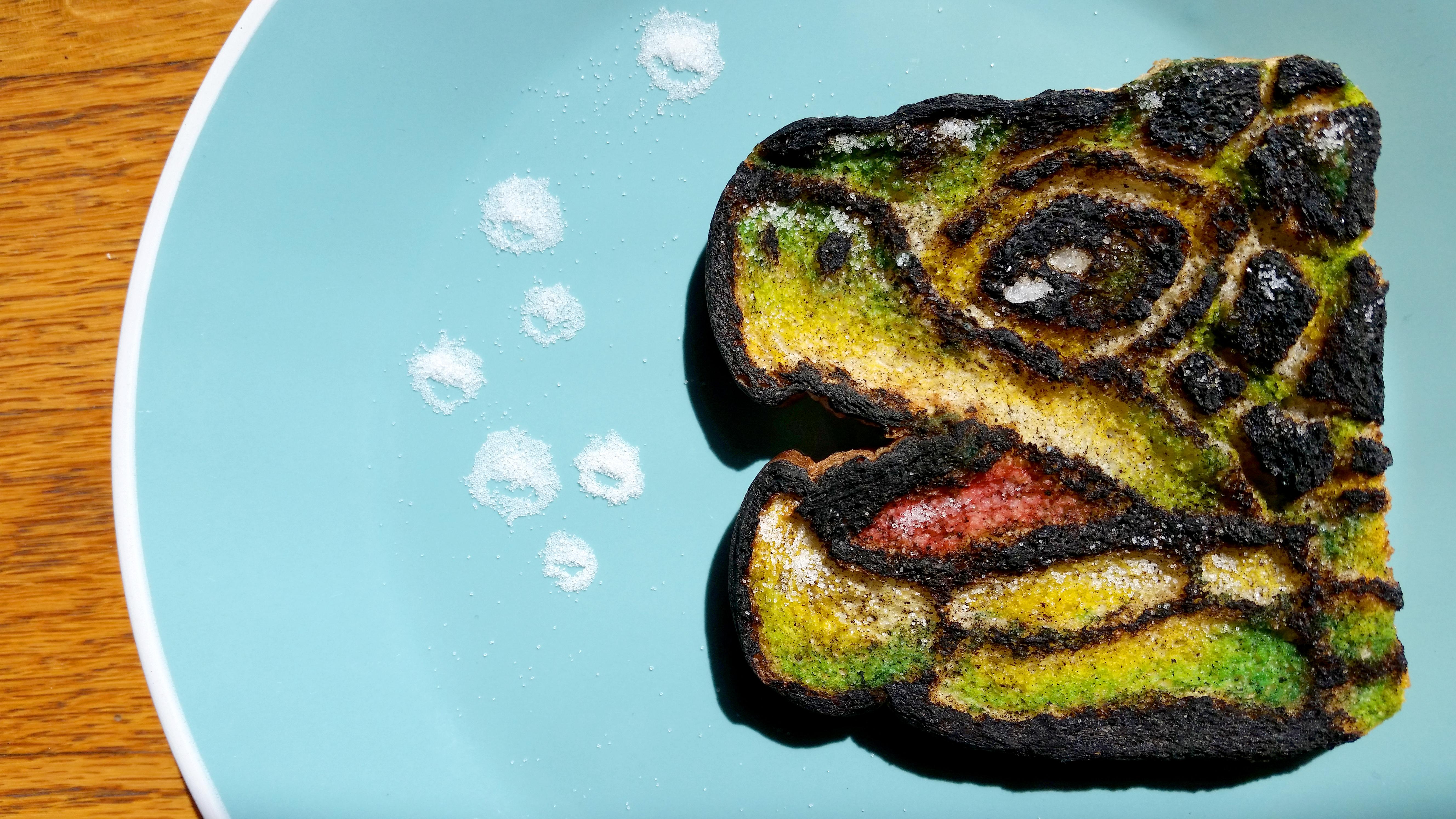 Turtle Toast