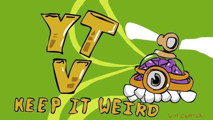 YTV keep it weird.