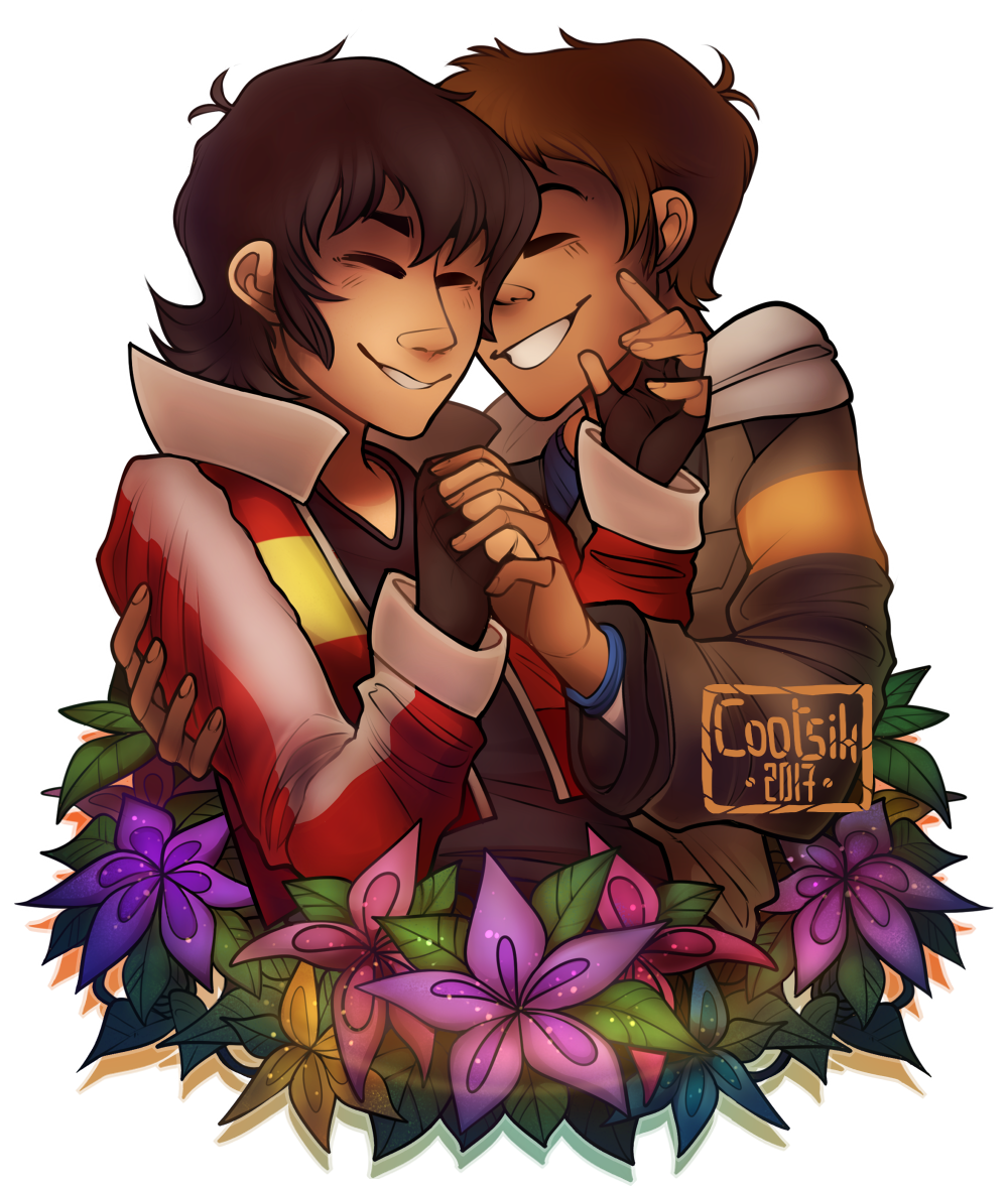 [Voltron] Keith x Lance