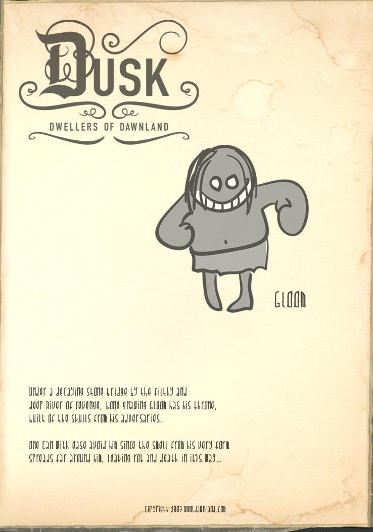 Dusk Dwellers - Gloom