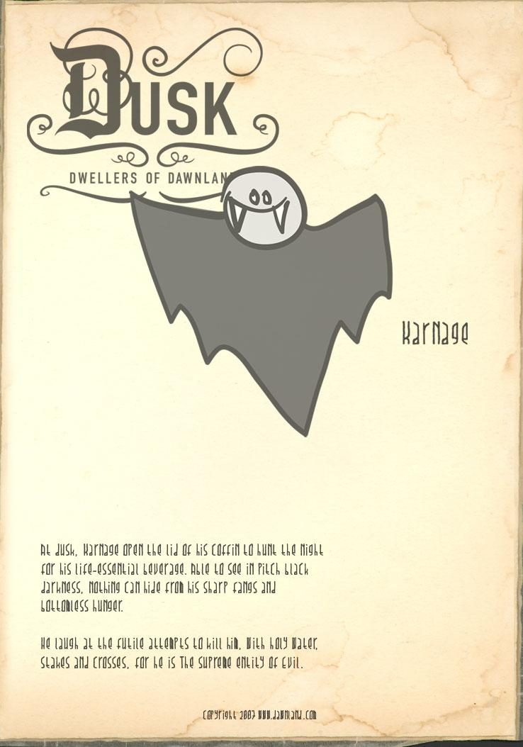Dusk Dwellers - Karnage