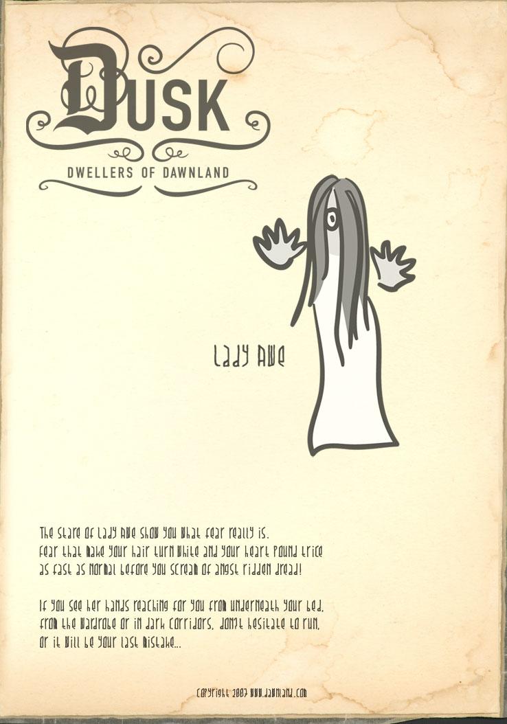 Dusk Dwellers - Lady Awe