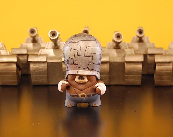 Teddy Trooper Hillbilly