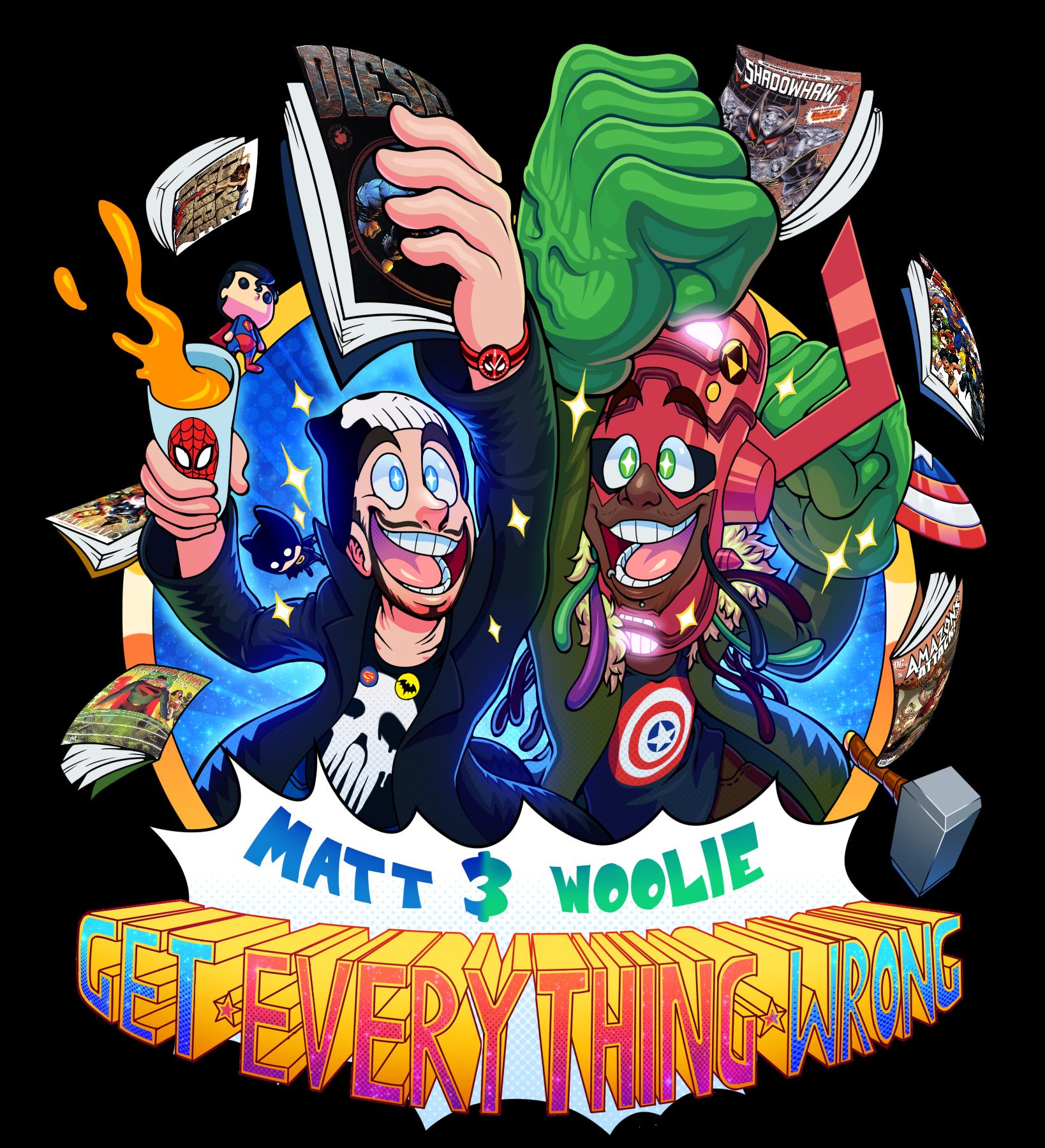 Matt & Woolie: Get Everything Wrong