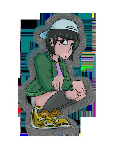 Bomber-Girl