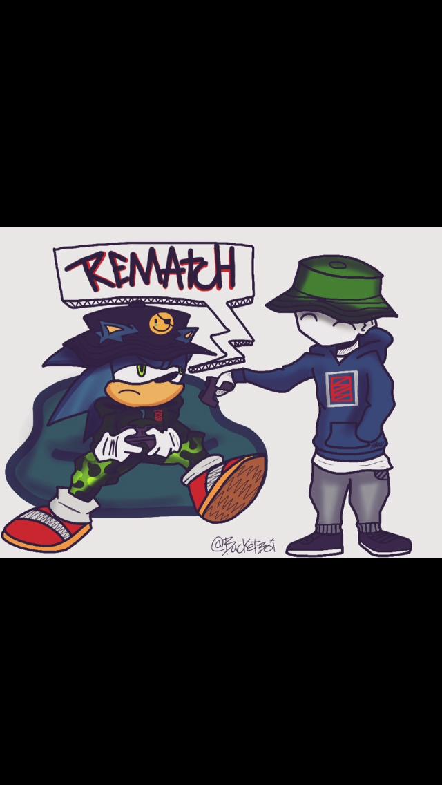 Sonic was Childhood