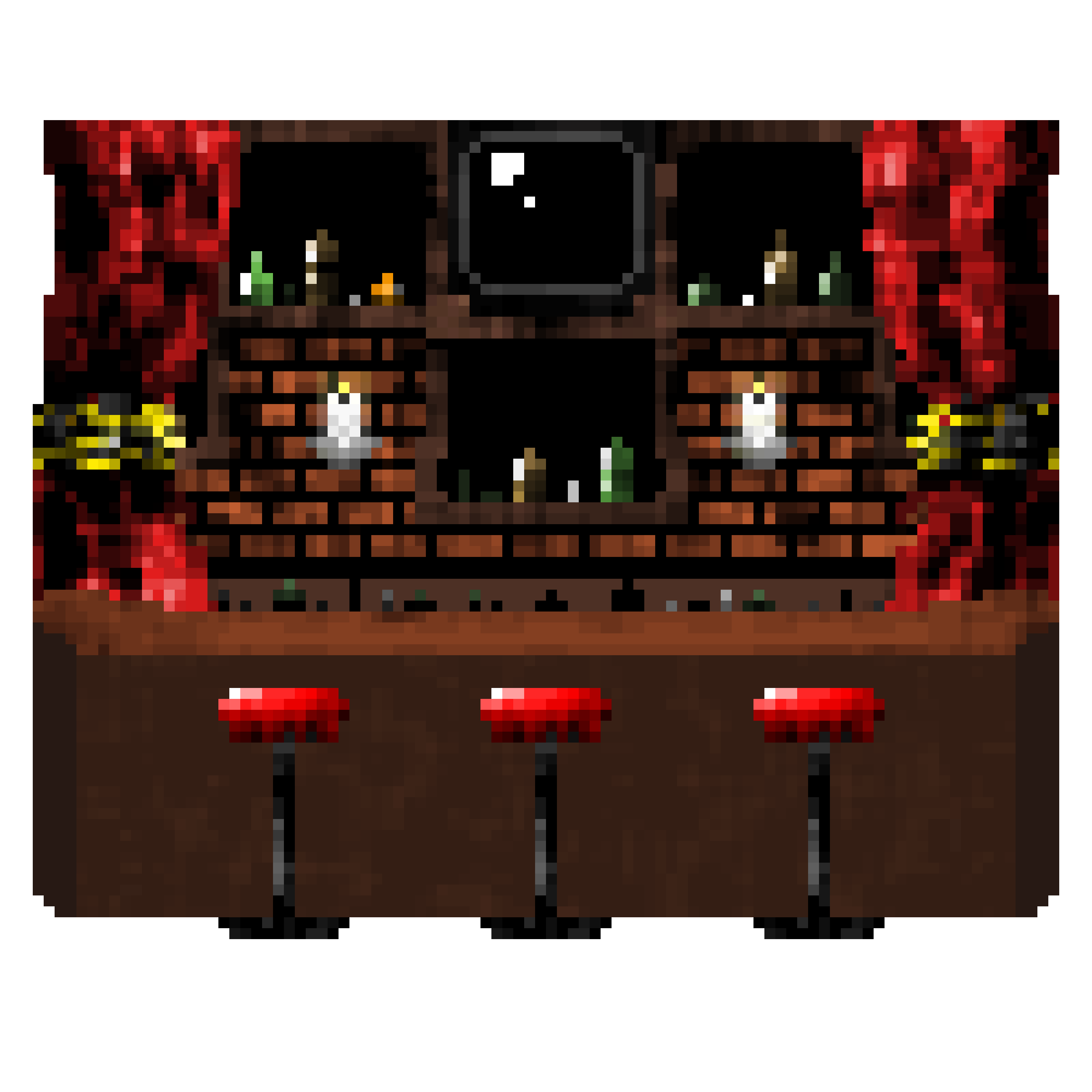come and drink at the pixel bar